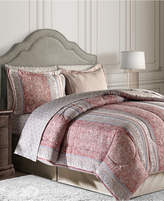 Sunham Blakely 8-Pc. Full Reversible Bedding Ensemble