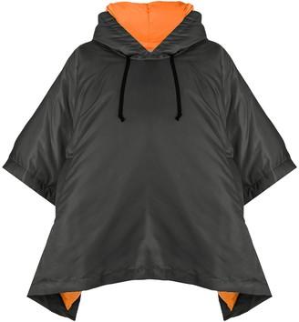 Comme des Garçons Comme des Garçons Short-Sleeve Hooded Jacket