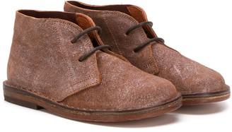 Pépé Desert ankle boots