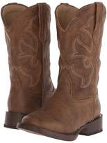 Roper Cole Square Toe Boot Cowboy Boots