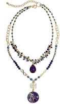 JCPenney Aris by Treska Layered Necklace
