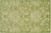 Kaleen Boone Outdoor Rug, Green