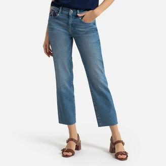 Freeman T. Porter Loreen Straight Ankle Grazer Jeans