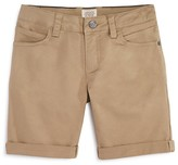 Armani Junior Armani Boys' Stretch Twill Shorts - Little Kid, Big Kid