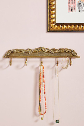 Anthropologie Cecily Jewelry Organizer By in Brown Size L