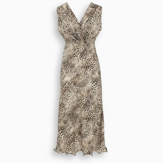ART DEALER Animal print Cindy dress