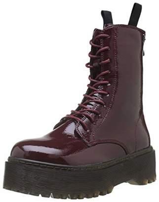 Refresh Women's 69170 Ankle Boots, Purple Burdeos