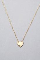 Tiny Heart w/Diamond