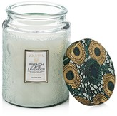 Voluspa Japonica Limited Large French Cade & Lavender Glass Candle