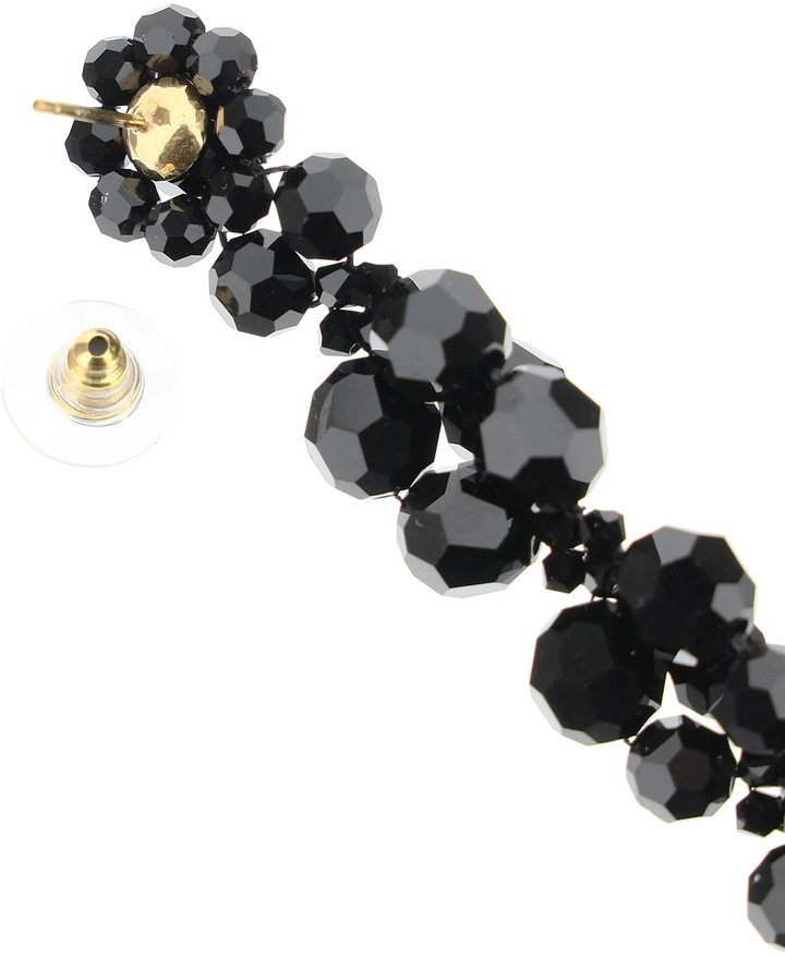 Thumbnail for your product : Simone Rocha Earrings With Crystals