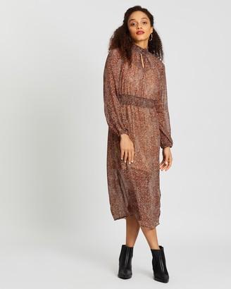 Cotton On Woven Lillian Midi Dress