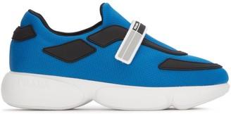 Prada Cloudbust Strap Sneakers