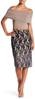 Wow Couture Gem Dazzle Pencil Skirt