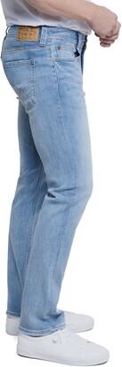 Seven7 Classic Straight Leg Jeans