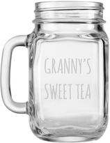 Personal Creations Personalized Sippin' Time Mason Jar Mug