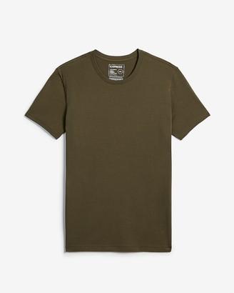 Express Slim Supersoft Crew Neck T-Shirt
