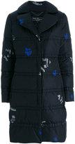 Salvatore Ferragamo printed puffer jacket - women - Polyamide - 40