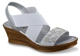 Easy Street Shoes Ysabelle Espadrille Wedge Sandal