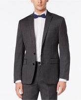 Ryan Seacrest Distinction Slim-Fit Gray Birdseye Jacket, Only at Macy's