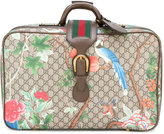 Gucci Tian GG Supreme suitcase - women - Leather/PVC - One Size