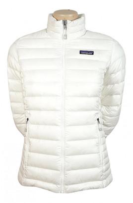 Patagonia White Polyester Jackets