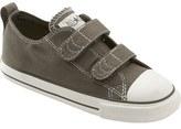Converse Chuck Taylor ® 'Double Strap' Sneaker (Baby, Walker & Toddler)