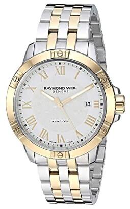 Raymond Weil Tango - 8160-STP-00308 (Yellow/Silver) Watches