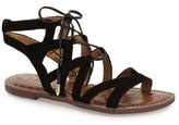 Sam Edelman Women's 'Gemma' Lace-Up Sandal