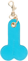 J.W.Anderson phallic keychain - women - Leather/metal - One Size