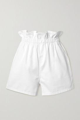 Philosophy di Lorenzo Serafini Cotton-twill Shorts