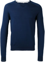 Paolo Pecora crew neck jumper - men - Cotton - S