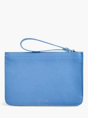 Jigsaw Eli Leather Clutch Bag