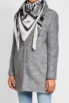 Lala Berlin Printed Cashmere Scarf