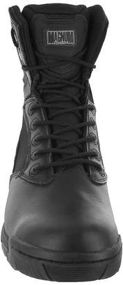 Magnum MAG HairNUM Stealth Force 8.0 EH Mens Composite-Toe High-Top Work Boots