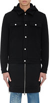 Givenchy MEN'S LAYERED HOODED JACKET