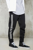 Forever 21 FOREVER 21+ Elite Graphic Sweatpants