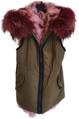 Jill Stuart Fox Jacket for Women