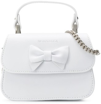 MonnaLisa Bow Embellished Bag