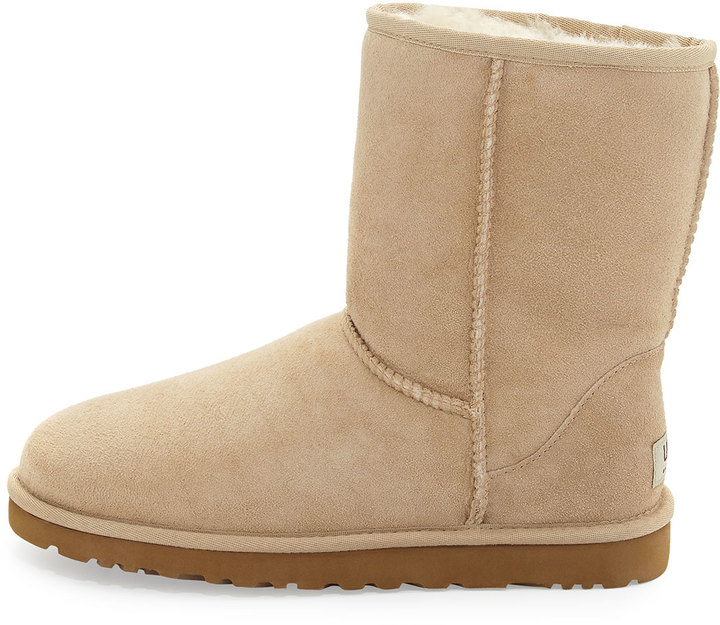 UGG Classic Short Boot, Sand