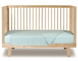 BedVoyage Viscose from Bamboo Baby Crib Bed Set Bedding