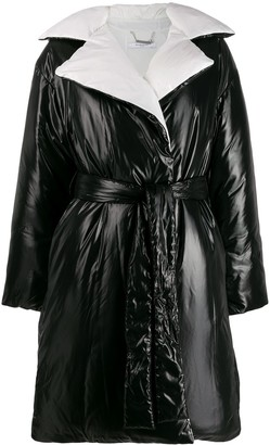 Givenchy puffer trench coat