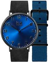 Ice Watch Ice-Watch - CITY Durham - Women's wristwatch with leather strap + extra nylon strap - 001380 (Small)