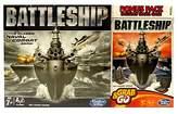 Hasbro Battleship Full Board & Travel Games