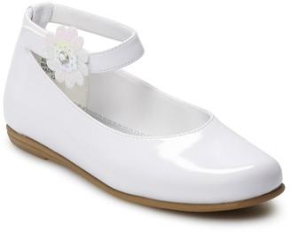 Rachel Sheryl Girls' Ankle Strap Dress Flats