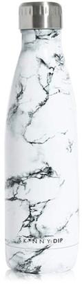 Skinnydip Marble Water Bottle 500Ml