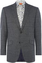 Simon Carter Men's Box Check Suit
