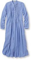 L.L. Bean Vintage Flannel Nightgown