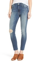 Mother Women's The Looker High Waist Ankle Jeans