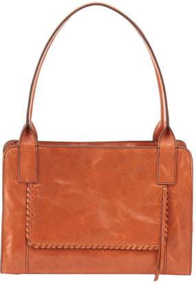 Hobo Splendor Leather Shoulder Bag
