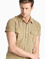 Lucky Brand Military Workwear Shirt